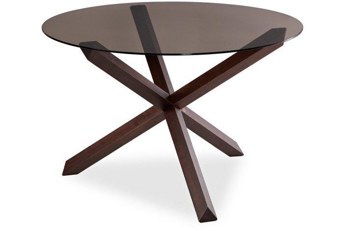 венге (WE)/стекло коричневое (VEBR)
